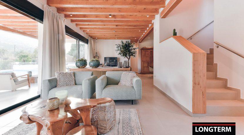 Long term rental Ibiza - Villa Flatiron - with license 11