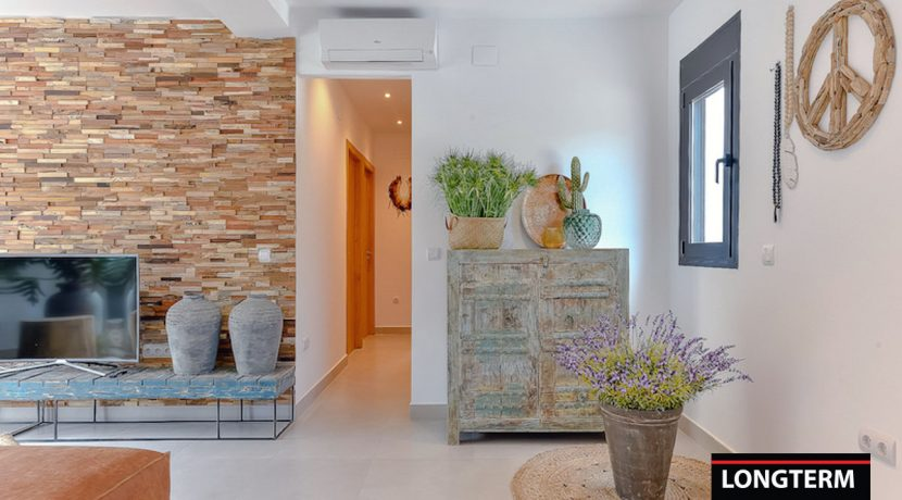 Long term rental Ibiza - Villa Flatiron - with license 12