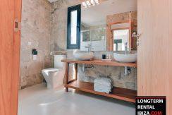 Long term rental Ibiza - Villa Flatiron - with license 13