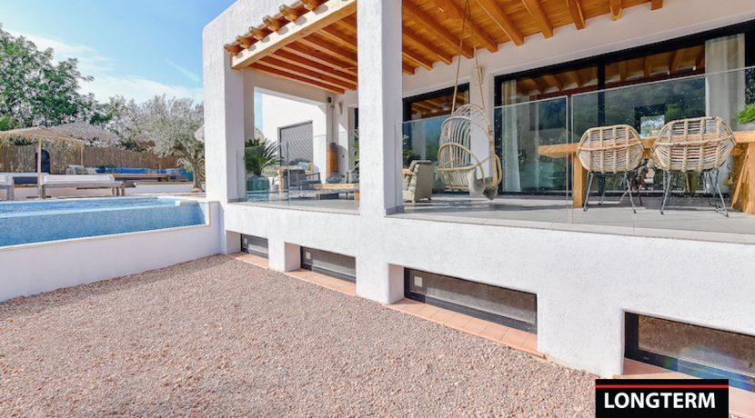 Long term rental Ibiza - Villa Flatiron - with license 19