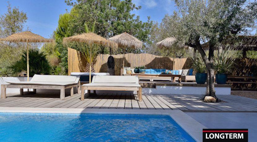 Long term rental Ibiza - Villa Flatiron - with license 21