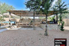 Long term rental Ibiza - Villa Flatiron - with license 22