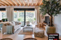 Long term rental Ibiza - Villa Flatiron - with license 24