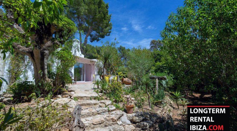 Long term rental Ibiza - Villa Privilege - San Rafael 1