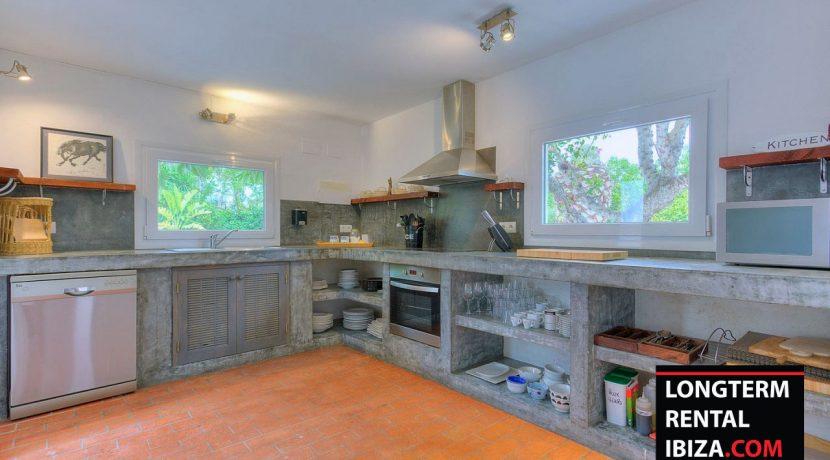 Long term rental Ibiza - Villa Privilege - San Rafael 16
