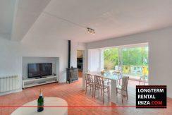 Long term rental Ibiza - Villa Privilege - San Rafael 17