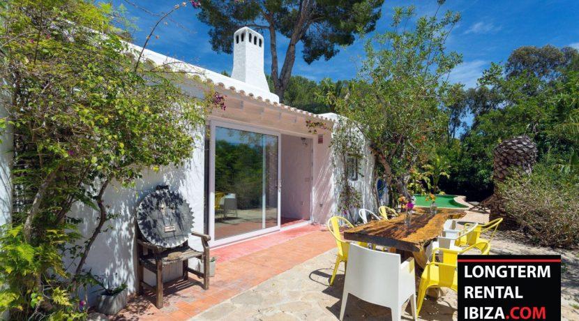 Long term rental Ibiza - Villa Privilege - San Rafael 2
