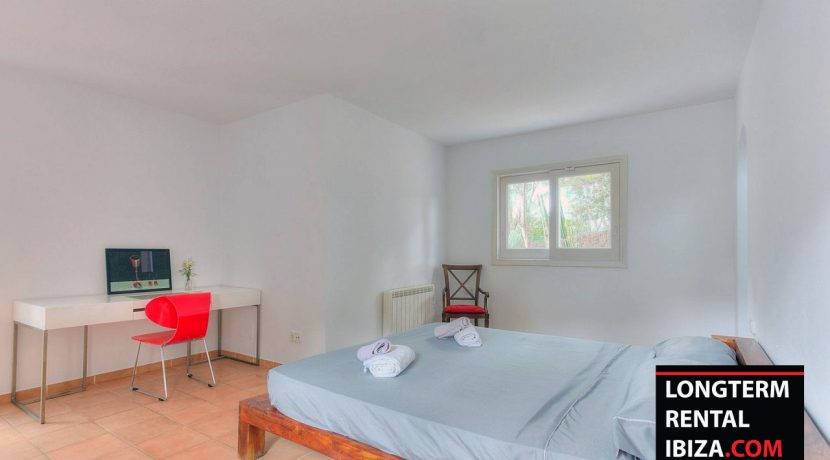 Long term rental Ibiza - Villa Privilege - San Rafael 20