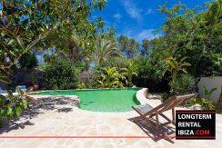 Long term rental Ibiza - Villa Privilege - San Rafael 4