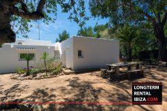 Long term rental Ibiza - Villa Privilege - San Rafael 5