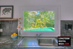 Long term rental Ibiza - Villa Privilege - San Rafael 7