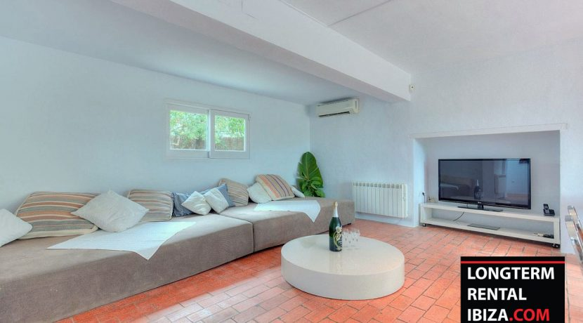 Long term rental Ibiza - Villa Privilege - San Rafael 8