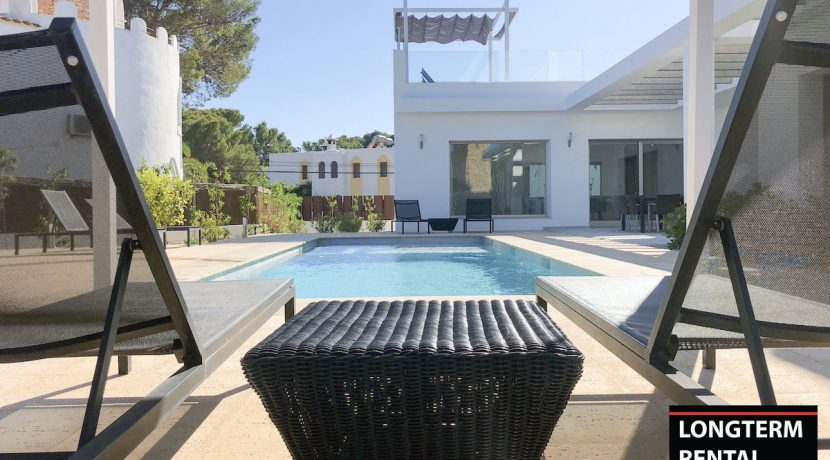 Long term rental Ibiza - Villa Villa Molido 10