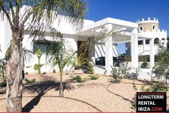 Long term rental Ibiza - Villa Villa Molido 11