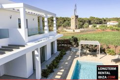 Long term rental Ibiza - Villa Villa Molido 3