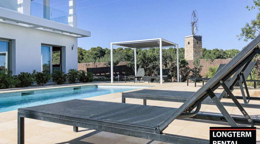 Long term rental Ibiza - Villa Villa Molido 9