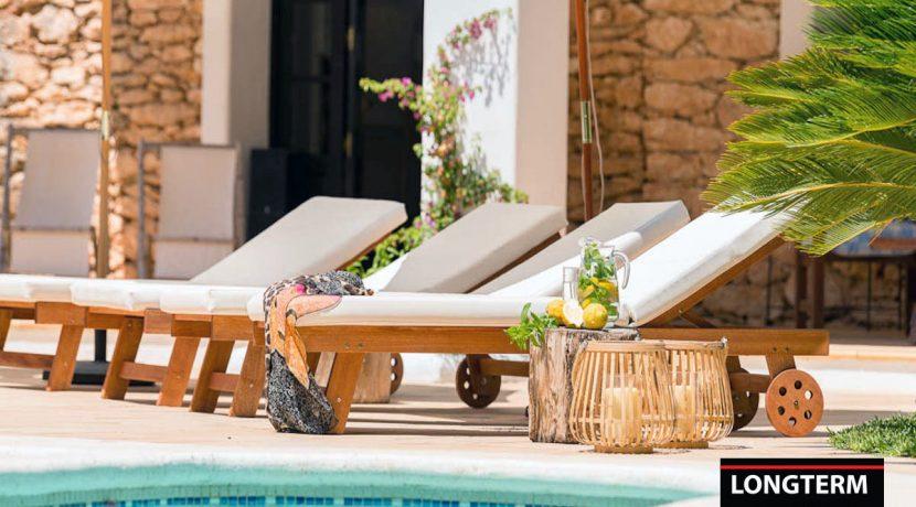 Long term rental Ibiza - Finca Lorenzo 1