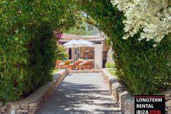 Long term rental Ibiza - Finca Lorenzo 4