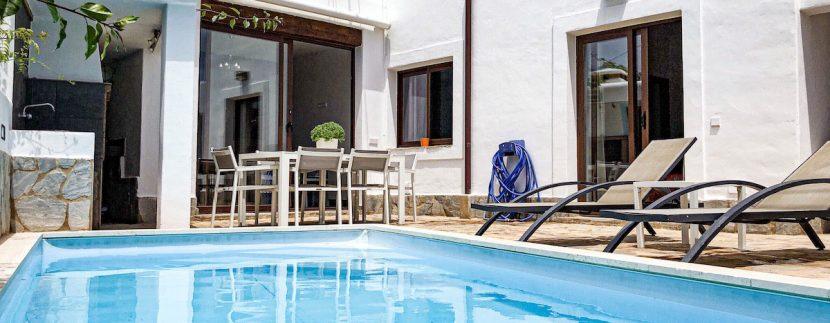 Long term rental Ibiza - Villa Camino - annual rental