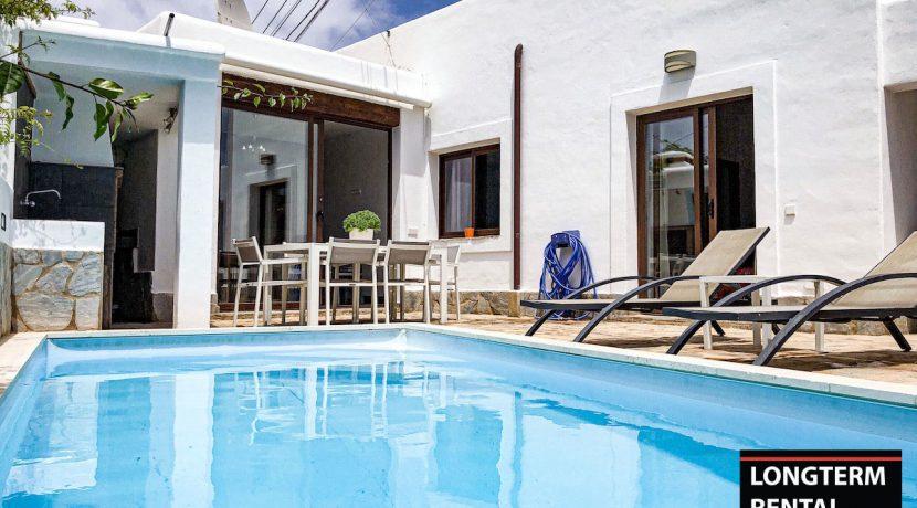 Long term rental Ibiza - Villa Camino