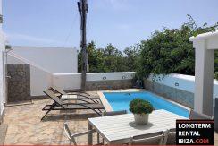 Long term rental Ibiza - Villa Camino 1