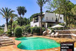 Long term rental Ibiza - Villa Campinas