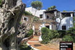 Long term rental Ibiza - Villa Campinas 1