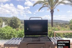 Long term rental Ibiza - Villa Campinas 10