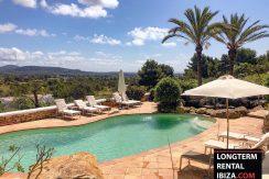 Long term rental Ibiza - Villa Campinas 12