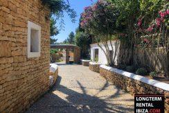 Long term rental Ibiza - Villa Campinas 15