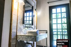 Long term rental Ibiza - Villa Campinas 18
