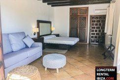 Long term rental Ibiza - Villa Campinas 22