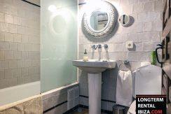 Long term rental Ibiza - Villa Campinas 24