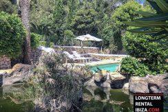 Long term rental Ibiza - Villa Campinas 4