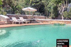 Long term rental Ibiza - Villa Campinas 6