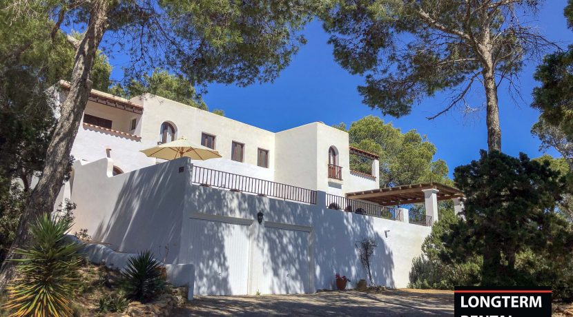 Long term rental Ibiza - Villa Tarida