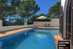 Long term rental Ibiza - Villa Tarida 1