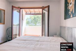 Long term rental Ibiza - Villa Tarida 13