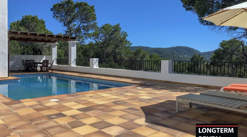 Long term rental Ibiza - Villa Tarida 2