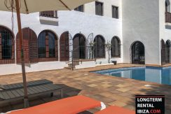 Long term rental Ibiza - Villa Tarida 4