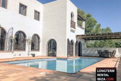 Long term rental Ibiza - Villa Tarida 5