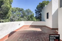 Long term rental Ibiza - Villa Tarida 7