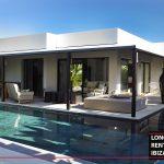 ong term rental Ibiza - Villa des Torrent. Annual rental. Todo el ano ibiza