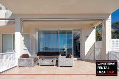 Long term rental ibiza - Casa Tarida 22
