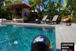 ong term rental Ibiza - Villa des Torrent 1