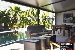 ong term rental Ibiza - Villa des Torrent 15