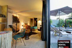 ong term rental Ibiza - Villa des Torrent 19