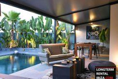 ong term rental Ibiza - Villa des Torrent 20