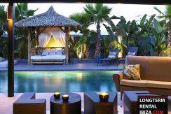 ong term rental Ibiza - Villa des Torrent 21