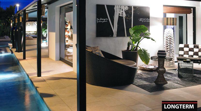 ong term rental Ibiza - Villa des Torrent 23